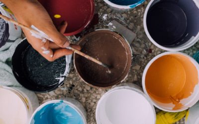 How to Organize a Paint Job